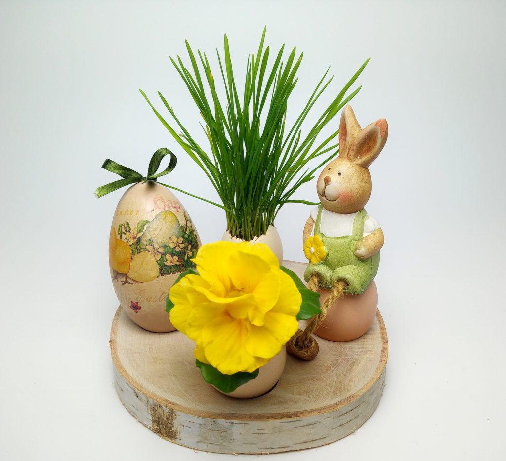 Húsvéti Kompozíció Faszeleten