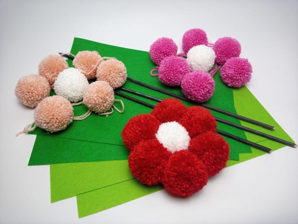Pompon Virág Hozzávalók