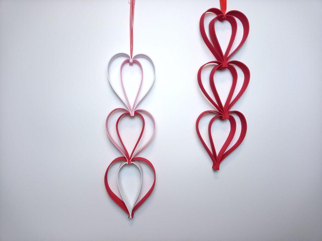 Valentin Napi Képeslap Ajtódísz