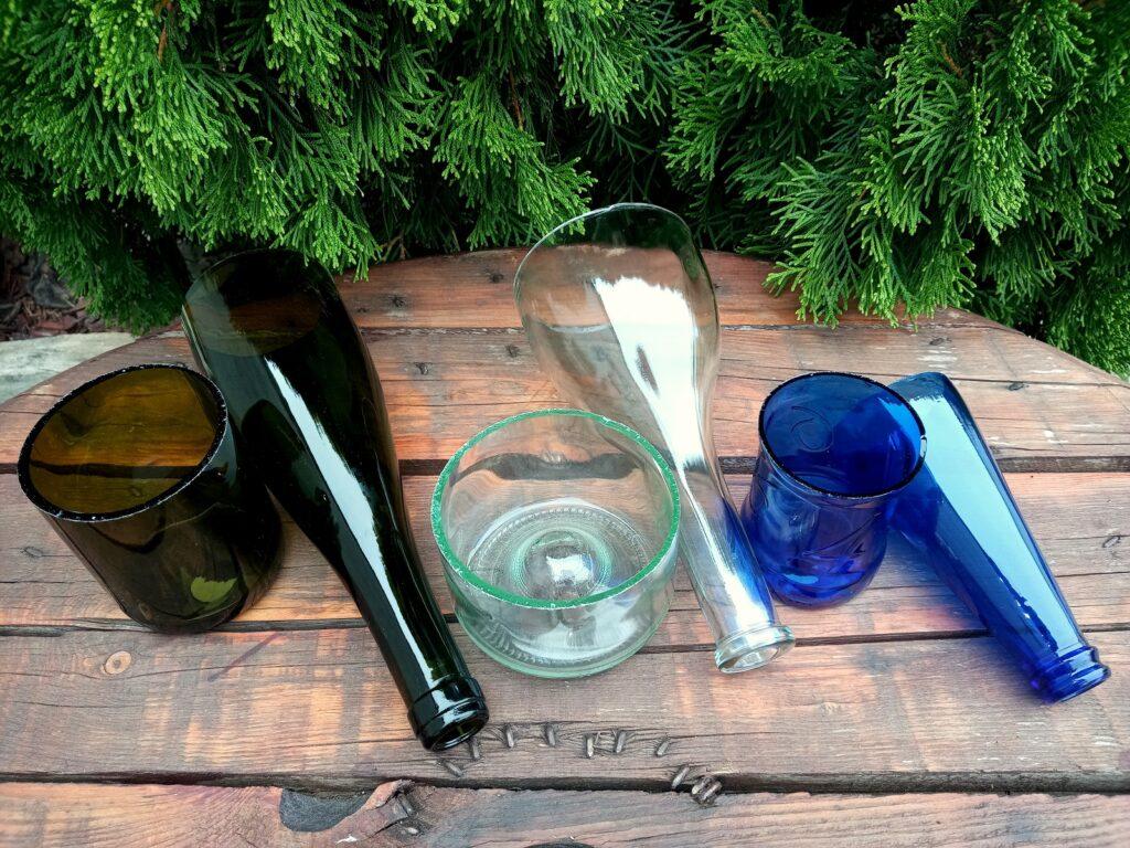 Vágott Üvegek